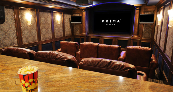 Prima Home Theater